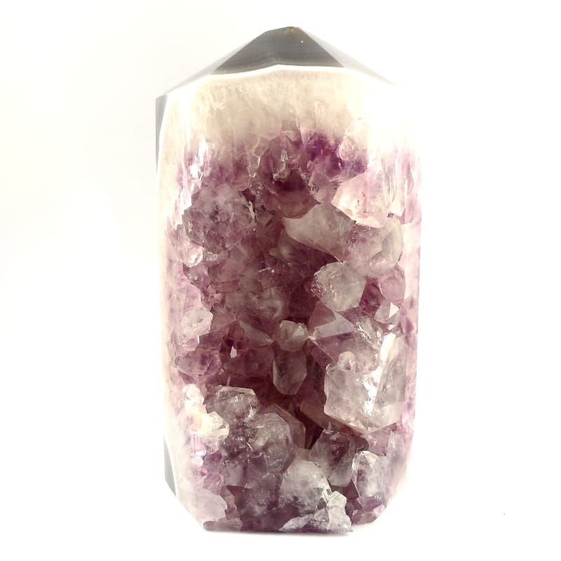 Amethyst and Agate Druzy Generator All Polished Crystals agate