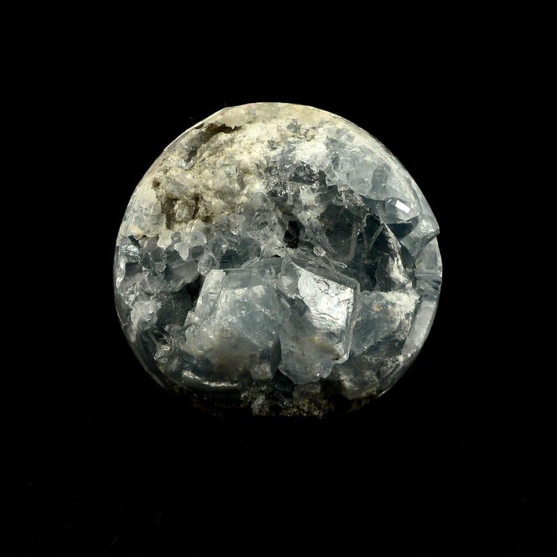 Celestite Sphere All Polished Crystals