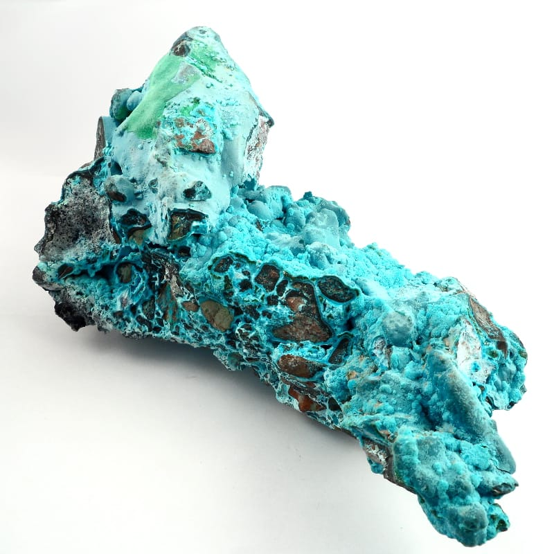 Malachite/Chrysocolla specimen Raw Crystals chrysocolla
