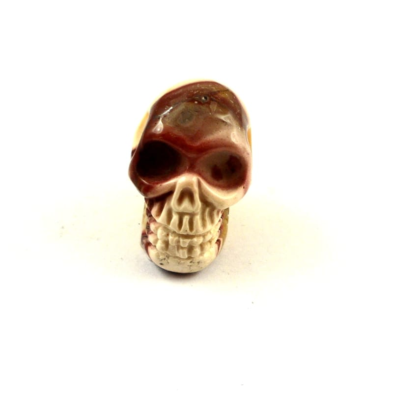 Mookaite Mini Skull All Polished Crystals mini skull