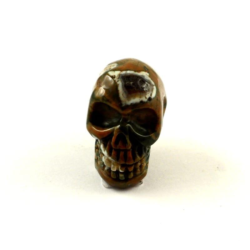 Rhyolite Mini Skull All Polished Crystals