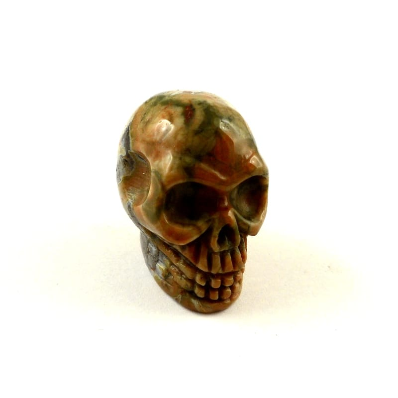 Rhyolite Mini Skull All Polished Crystals mini skull