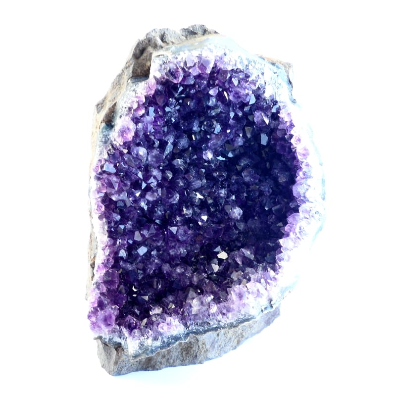 Amethyst Cluster, Stand Up All Raw Crystals amethyst