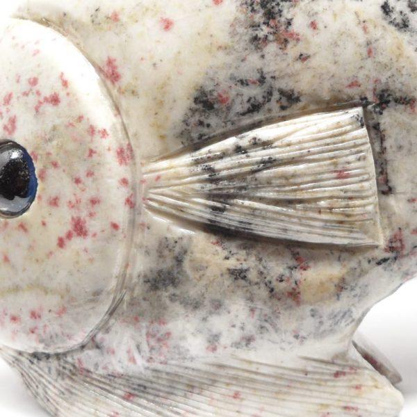 Cinnabrite Crystal Fish All Specialty Items cinnabrite
