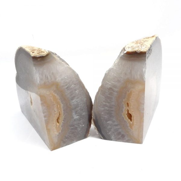 Agate Bookends – Natural All Specialty Items agate