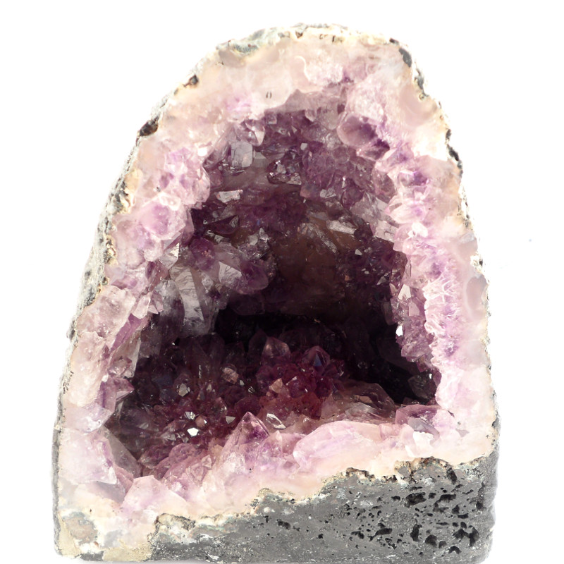 Amethyst Church All Raw Crystals amethyst church