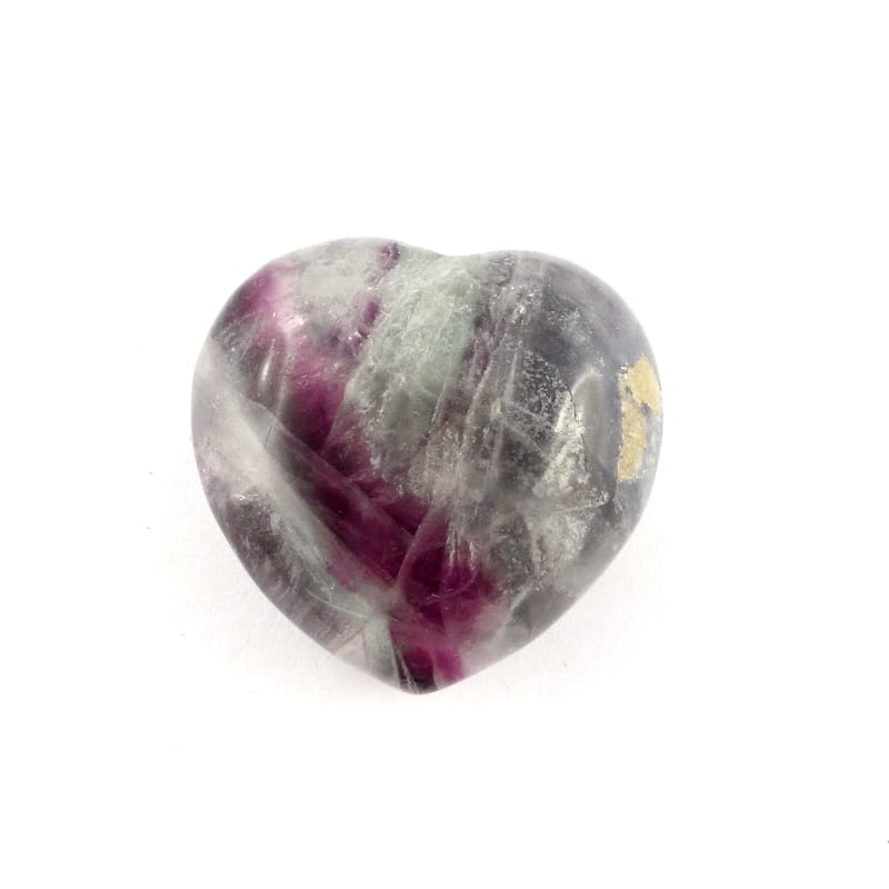 Fluorite Heart All Polished Crystals