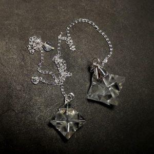 Quartz Pendulum, Merkaba All Specialty Items pendulum