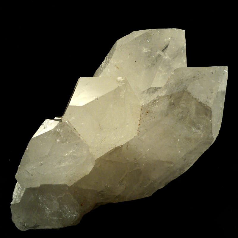 Quartz Cluster All Raw Crystals