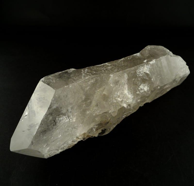 Quartz Point All Raw Crystals clear quartz