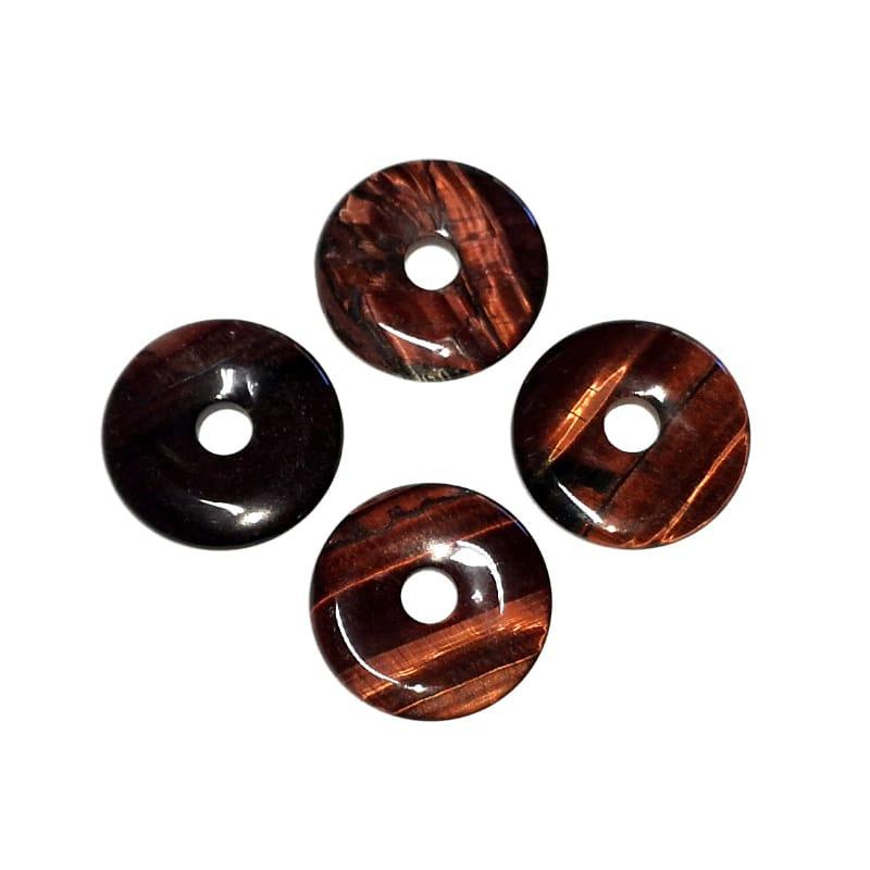 Red Tiger Eye Donut, 35mm