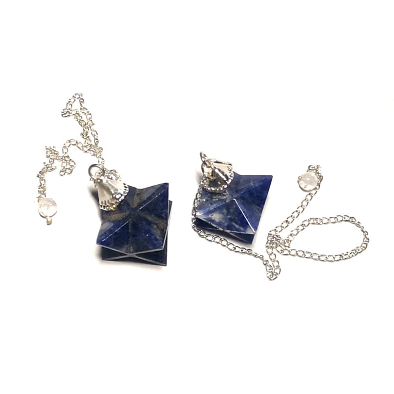 Sodalite Pendulum, Merkaba All Specialty Items pendulum