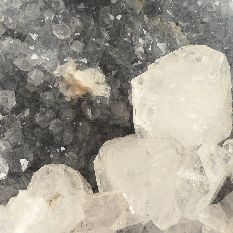 Zeolite Specimen, Raw All Raw Crystals
