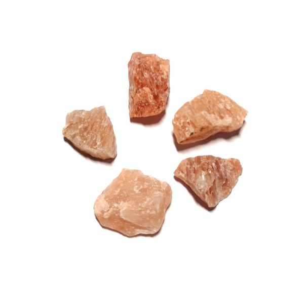 Satyaloka Rose Azeztulite All Raw Crystals azeztulite