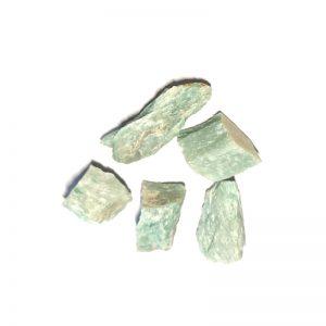 Blue-Green Azeztulite All Raw Crystals azeztulite