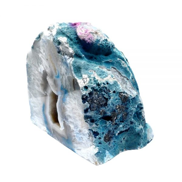 Blue Agate Sculpture All Gallet Items agate