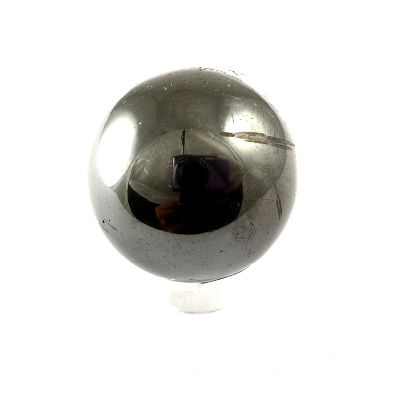 Hematite Sphere 30mm All Polished Crystals hematite