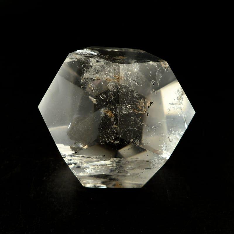 Quartz Sacred Geometry Icosahedron