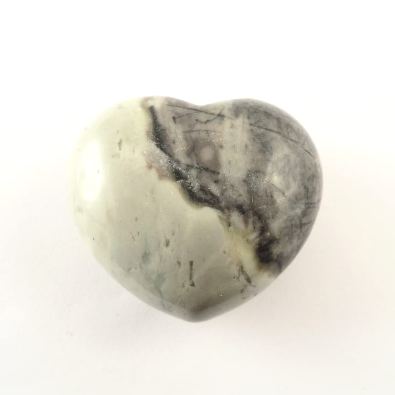 Picasso Jasper Heart 45mm All Polished Crystals crystal heart