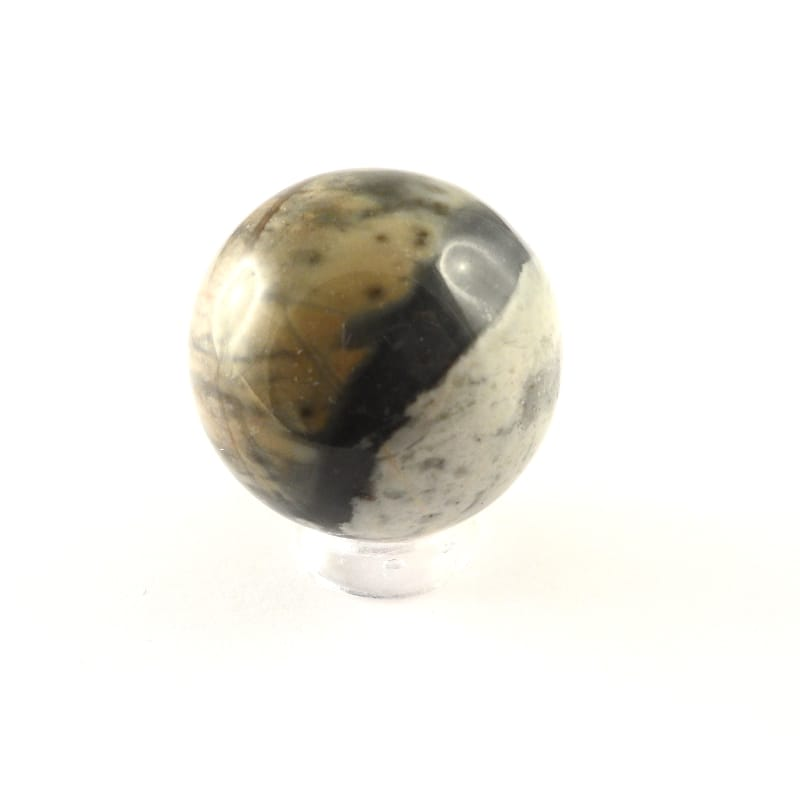 Jasper, Picasso, Sphere, 30mm All Polished Crystals