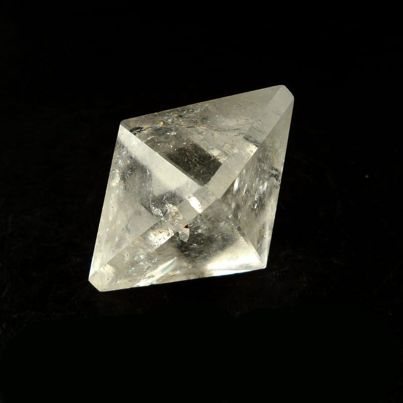 Quartz Sacred Geometry Octahedron All Polished Crystals