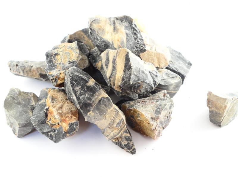 Onyx, Black 16oz All Raw Crystals black onyx