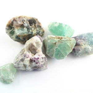 Fluorite, Raw, Bulk All Raw Crystals fluorite