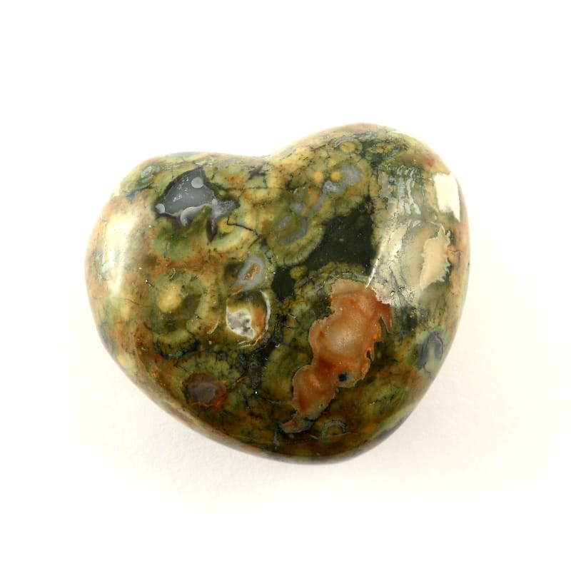 Rhyolite Puffy Heart