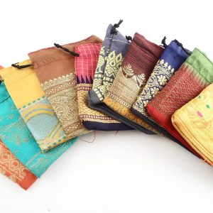Sari Pouches, 3″, pack of 10 All Accessories indian