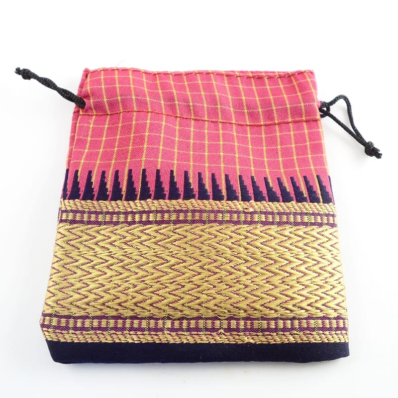 """Sari Pouches, 3"""", pack of 10"""