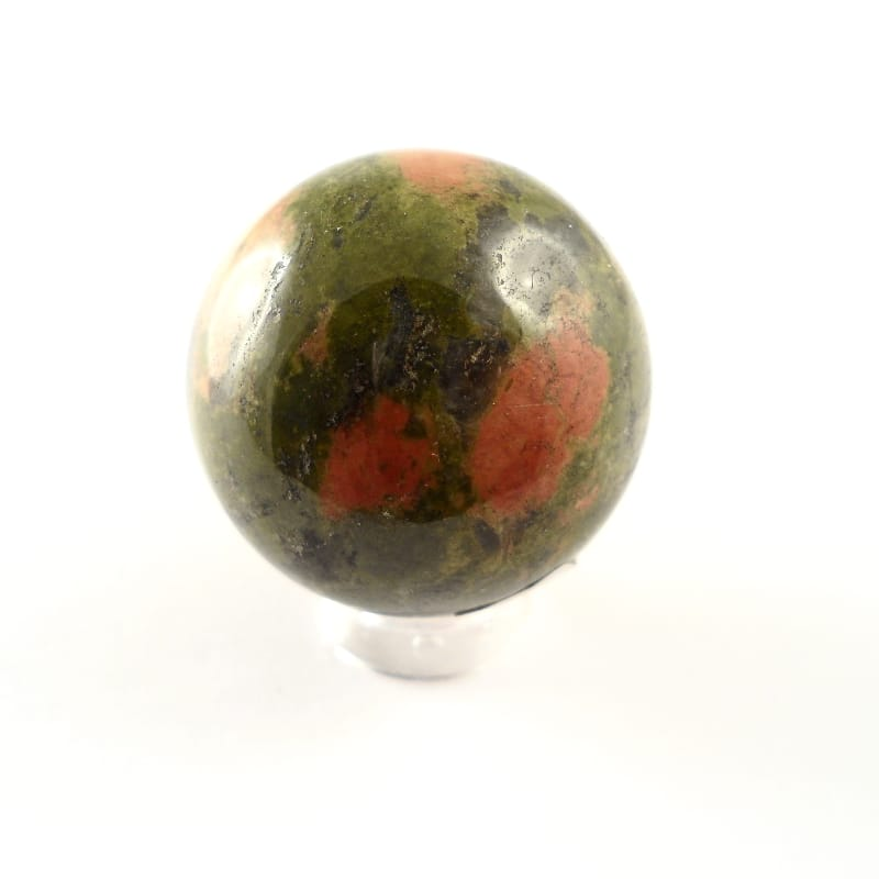 Unakite Sphere, 30mm