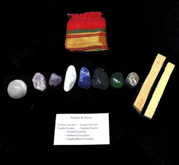 Crystal Kit ~ Anxiety & Stress All Specialty Items addiction