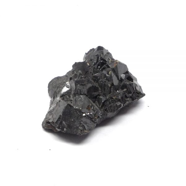 Galena and Sphalerite Cluster All Raw Crystals galena