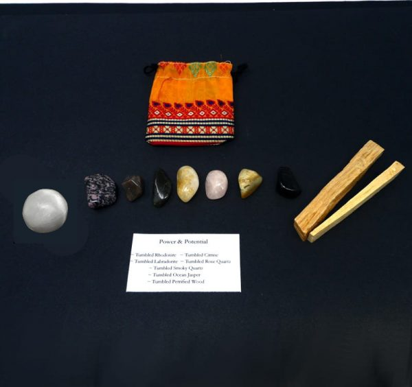 Crystal Kit ~ Power & Potential All Specialty Items Citrine