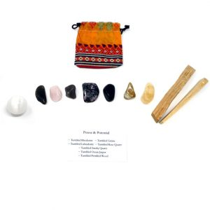 Crystal Kit ~ Power & Potential Kits & Grids Citrine