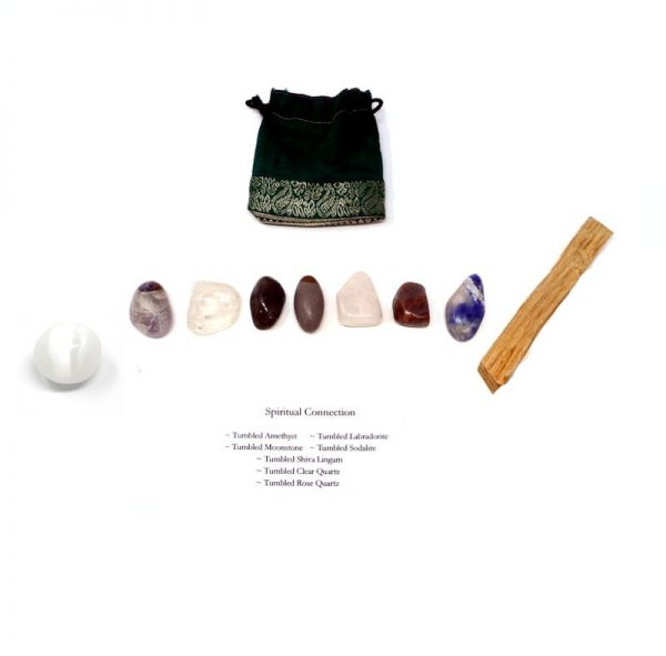 Crystal Kit ~ Spiritual Connection All Specialty Items amethyst
