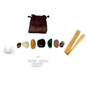 Crystal Kit ~ Travel All Specialty Items amethyst
