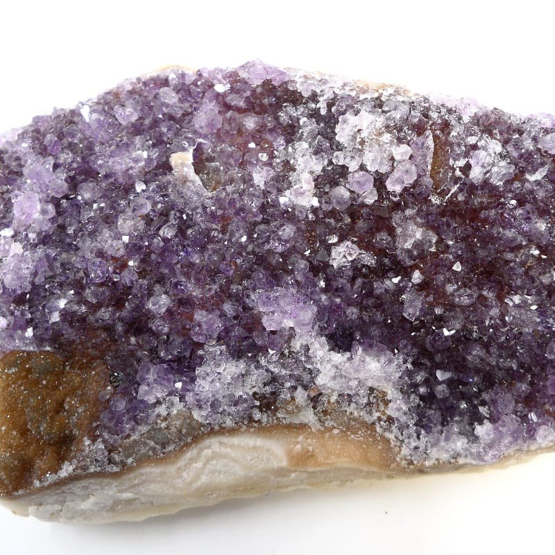 Amethyst Cluster, md All Raw Crystals