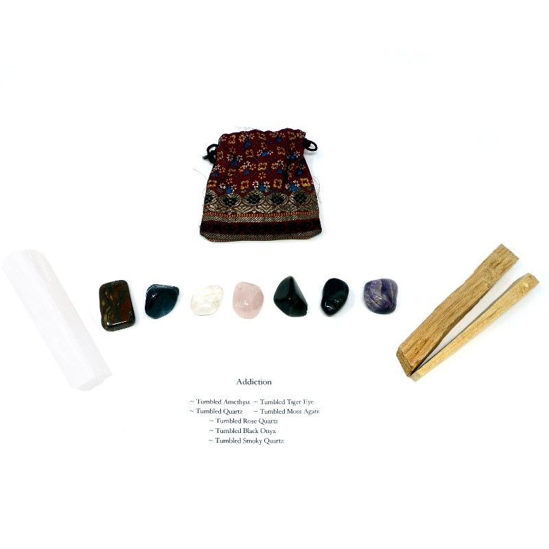 Crystal Kit ~ Addiction All Specialty Items