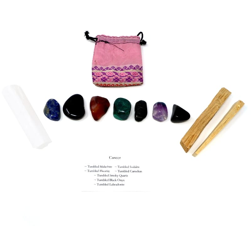Crystal Kit ~ Cancer All Specialty Items