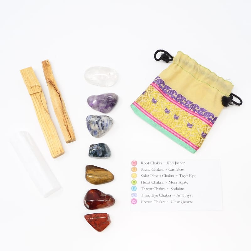 Chakra Stone Set All Specialty Items