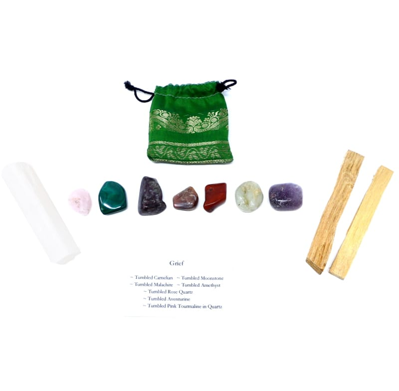 Crystal Kit ~ Grief All Specialty Items