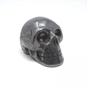 Hematite Skull All Polished Crystals hematite