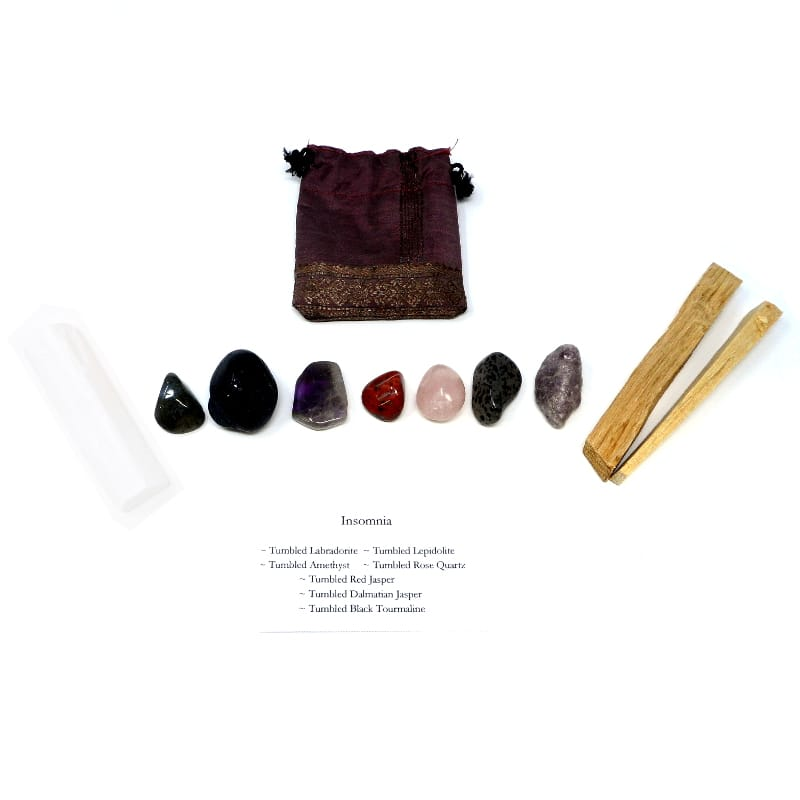 Crystal Kit ~ Insomnia All Specialty Items amethyst