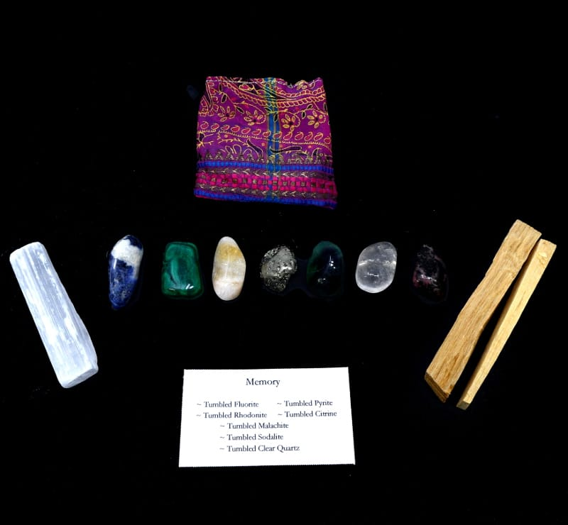 Crystal Kit ~ Memory All Specialty Items Citrine