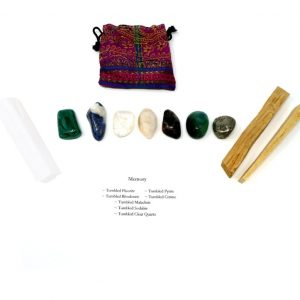 Crystal Kit ~ Memory All Specialty Items