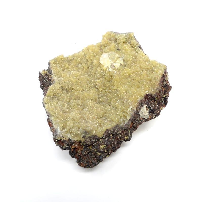 Mimetite Mineral Specimen All Raw Crystals mimetite