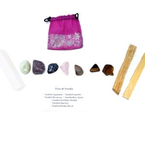 Crystal Kit ~ Peace & Serenity