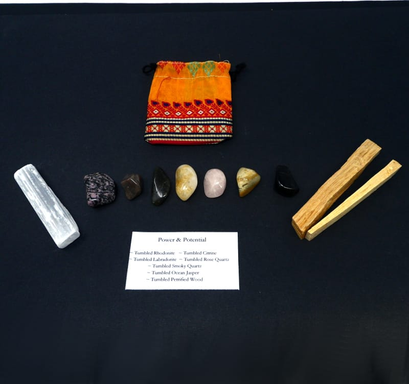Crystal Kit ~ Power & Potential All Specialty Items