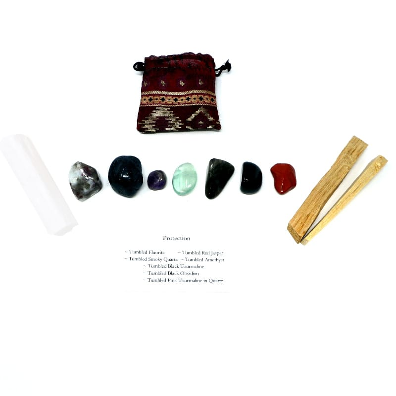 Crystal Kit ~ Protection All Specialty Items